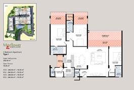 3 Bedroon Apartment 1