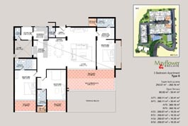 3 Bedroon Apartment 2
