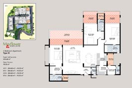 3 Bedroon Apartment 3