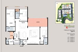 3 Bedroon Apartment 4