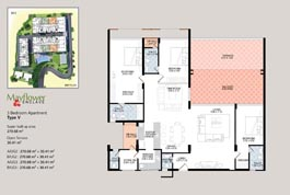 3 Bedroon Apartment 5