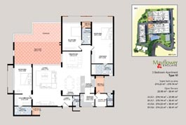 3 Bedroon Apartment 6